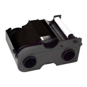 Genuine Fargo 45102 DTC1000/DTC4000 BLACK W/CLEANING ROLLER 1000 IMAG