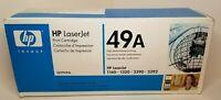 Genuine HP Q5949A LaserJet Toner Cartridge 49A  New Sealed Box