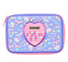 Girls Smiggle Pencil Case Popout Calculator Brand New Hard Top Lilac Unicorn 🦄