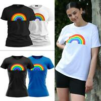 Womens T Shirts Ladies Cotton Lagenlook Short Sleeve Casual Summer Tee Shirts