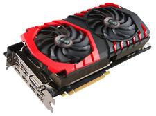 MSI NVIDIA GeForce GTX 1080 TI Gaming X Video Card 11gb Gddr5x