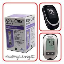 Accu-Chek Performa Nano Test Strips - For Performa Meters - 1 x 50 -RRP £35