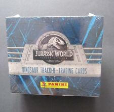 Panini Jurassic World Fallen Kingdom Trading Cards  1 Display 24 Tüten  OVP