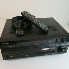Pioneer VSX-917V-K Home Theater Receiver- 7 Channel w/ Remote Control Bundle