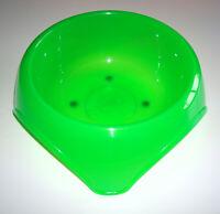 Gamelle pour Chiens Animaux FRISKIES Plastiques Taille : 19,5 cm Vert NEUF