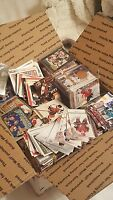 HOCKEY CARDS 40 PACK LOT $2 RANDOM NHL CARDS LATE 80S TO 2016 VINTAGE COMMONS
