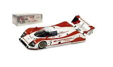 Spark S2364 Toyota TS 010 #7 Le Mans 1992 - Lees/Brabham/Katayama 1/43 Scale