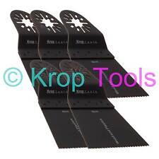 5 Oscillante Multi Tool LAME APOLLO SKIL Workzone 65 mm Standard da Krop