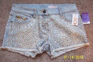 LaRok Sequin Shorts - NWT - Size 4