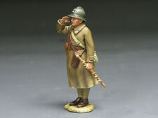 King & Country FOB002 French Officer Saluting (RETIRED)