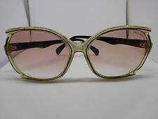 Sunglasses Vintage retro style of woman Paco Rabanne. Gafas de sol mujer.