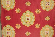 Old Christmas Fabric material projects Vintage French foulards Provence
