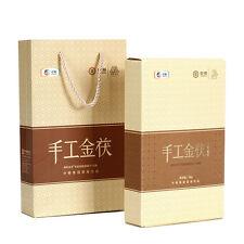 【中茶 手工金茯1kg】中糧出品 百年木仓 湖南安化黑茶 3年陈金花茯砖 免運費Chinese Tea Cofco Hunan Anhua Jin Fu Cha