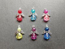 Angel Charm Kit, Make Your Own Angel Charms, Jewellery Making Kit UK Seller
