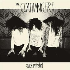 THE COATHANGERS - SUCK MY SHIRT NEW CD