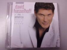 DAVID HASSELHOFF SINGS AMERICA CD COUNTRY ROADS / LA ISLA BONITA      (YZ)