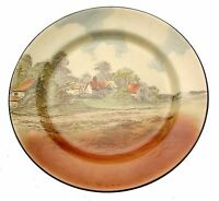 Royal Doulton Series Ware Plate Countryside Cottages