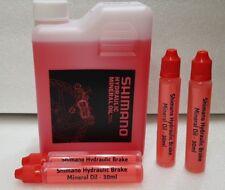 Shimano Mineral Hydraulic Brake Oil Fluid (30ml bottle) Genuine