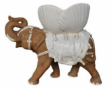 terre cuite céramique vernissée éléphant