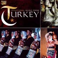 Traditional Music From Turkey [CD]