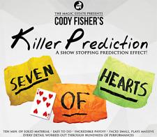 Killer Prediction by Cody Fisher - Magic Tricks