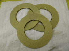 3 pc Clutch Disc Inner Replacement set for Hobart M802 or V1401 Mixer #873117