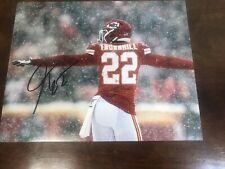 Juan Thornhill #22 Signed Autographed 8x10 Photo Kansas City Chiefs****COA LIA
