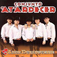 Amor Duranguense by Conjunto Atardecer (CD, Jun-2006, Universal Music Latino)