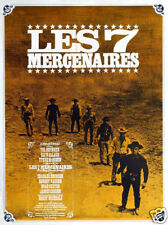 The Magnificent seven vintage movie poster #41