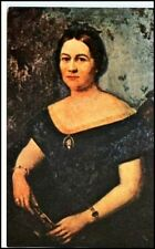 AK Berühmte Person Portrait Mary Todd LINCOLN painted