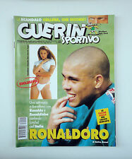 GUERIN SPORTIVO 1997- n. 11 - RONALDORO
