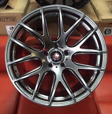 "19"" CS LITE ALLOY WHEELS HYPER BLACK FITS BMW 3 SERIES 4 SERIES 5 SERIES"
