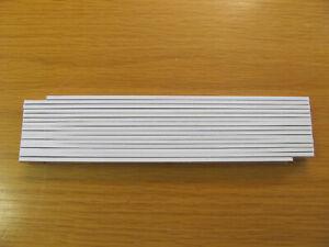 Maßstäbe ( Zollstock ) Holz 3 Meter / 90 Grad Winkelfunktion
