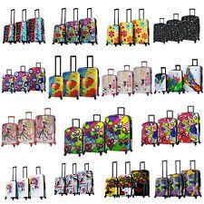 "Mia Toro Hard Side Spinner Luggage Set 3 Piece [20"", 24"" & 28""]"