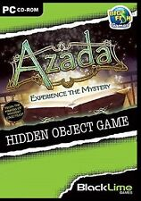 AZADA: EXPERIENCE THE MYSTERY! IMMERSE YOURSELF IN MYSTERY & MAGIC.FREE SHIPPING