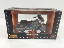 1997 Maisto Harley Davidson 1:18 NIB Die Cast FLHT Electra Glide