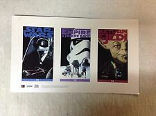 Star Wars 1995 THX Digitally Mastered In Store Signage Promotional Sign HTF BNT