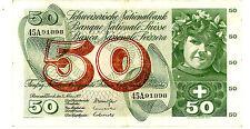 Switzerland … P-48m … 50 Francs … 1973 … *XF*