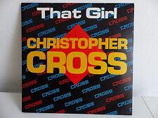 CHRISTOPHER CROSS That girl 928834 7