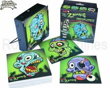 Gamo 14cm Steel Air Rifle Shooting Target + ZOMBIE Card Targets