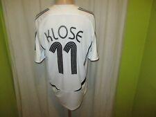 "Alemania ""dfb"" nº 913 adidas hogar WM camiseta 2006 + nº 11 klose talla L-XL Top"