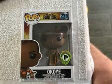 Marvel Black Panther Popcultcha Exclusive Okoye Funko Pop Vinyl