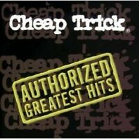 "CHEAP TRICK ""AUTHORIUZED GREATEST HITS"" CD NEU"