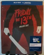 Friday the 13th (2009): Killer Cut Blu-ray/Digital Best Buy Exclusive Steelbook