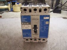 WESTINGHOUSE 30 AMP CIRCUIT BREAKER 600 VAC 3 POLE FD3030L