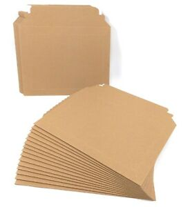 Expanding Envelope Capacity Book Mailers (100 Pack) Recycled A5 Size 180 x 235mm