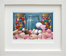Life Is Sweet by Doug Hyde, Framed Limited Edition