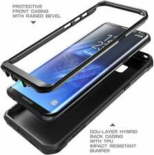 For Samsung Galaxy S8+ Plus, Genuine SUPCASE 360° Holster Case Shockproof Cover