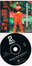 2Pac ‎– Strictly 4 My N.I.G.G.A.Z... CD 1998