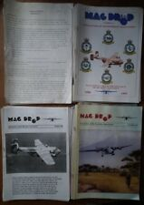 46 x Mag Drop Newsletter of the Beverley Association *1-5, 6-34, 36-45, 56, 67*